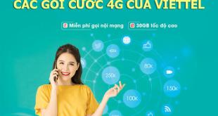 Cách đăng ký gói WC2 Viettel có ngay 5GB xài Internet 1 ngày tẹt ga