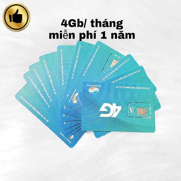 Điều kiện đăng ký gói 4G Viettel 1 năm
