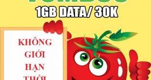 Cách đăng ký gói TOMD30 Viettel nhận 1GB siêu rẻ chỉ 30.000đ
