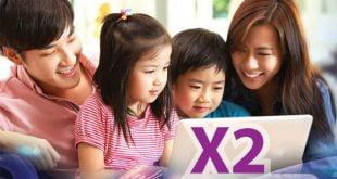 X2 băng thông Internet chào đón tuổi 30 của Viettel từ 01/06/2019