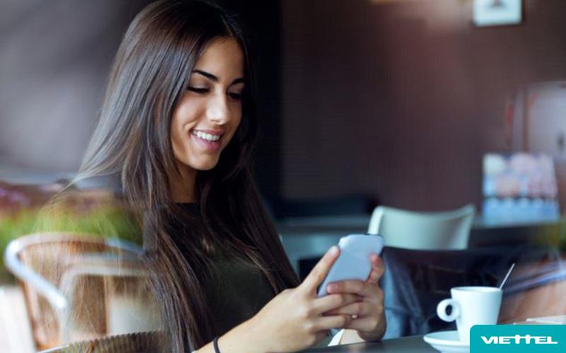 Thỏa sức truy cập internet trên điện thoại cả tuần cùng 4G Viettel