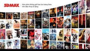 5DMax xem phim khong can wifi