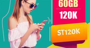 Cách đăng ký gói ST120K Viettel miễn phí 2GB/ngày, Free Data ViettelTV