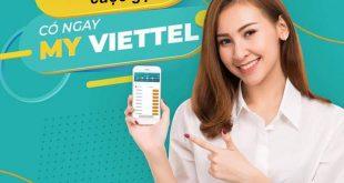 Ứng dụng My Viettel tra cứu lịch sử cuộc gọi
