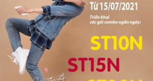 Từ 15/07/2021 Viettel triển khai các gói Combo ngắn ngày cho 13 tỉnh Tây Nam Bộ
